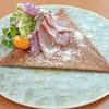 クロワサンス - 料理写真:特定日はみちくさそば粉ガレットをお召し上がりいただけます