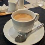 ビストロ エルエラ - コーヒー
