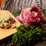 炭火焼肉ぽんぽん - 料理写真:ハラミ
