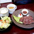 ぶつぎりたんちゃん - やわらかハラミステーキ定食