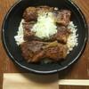 山人 - 料理写真:トロトロ煮豚の炙り豚丼(並)テイクアウト