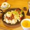 Hagusu - 料理写真:ロコモコランチ