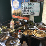 シャンウェイ - サラダバー