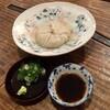 東白庵 かりべ - 料理写真:そばがき1,430円