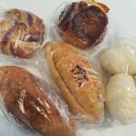 シェ オカヤマ - 料理写真:買ったもの