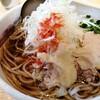 焔蔵 - 料理写真:冷たいおろし肉そぼ
