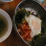 韓国食堂 カンスニ - ビピンパ