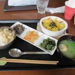 kokocara - 料理写真:¥900の定食ランチ