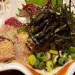魚眞 - ゴマサバアップ