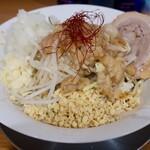 ラーメン ぶぅさん - 冷やしぶぅさん・玉ねぎ(920円)