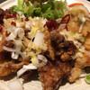 GYOZA OHSHO - 料理写真:油淋鶏(税込 598円)評価=◯