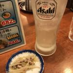 長崎らーめん 西海製麺所 - レモンサワー