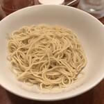 長崎らーめん 西海製麺所 - 替玉