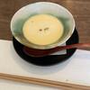 日本料理 香せり - 料理写真:トウモロコシのすり流し