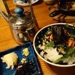 Irorihonten - お茶漬け