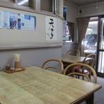 13495296 - 昔の食堂チックな店内