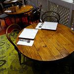 マンゴツリー カフェ - 店内
