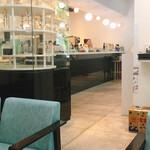 スノービーンズコーヒー - 店内