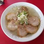 正道軒 - 料理写真:塩チャーシューメン