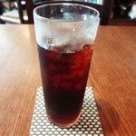 プリモピアット - アイスコーヒー