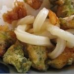 丸亀製麺 - 麺の具合