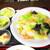 中国料理 青島飯店 - ランチ海鮮あんかけ焼きそばセット 880円(税込)【2020年7月】