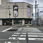 菓子司 新谷 - お店
