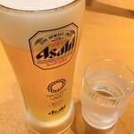 せんきち名代 - ドリンク写真: