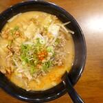 麺やOK - 料理写真:コクうま味噌