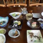 茶屋ひらの - 料理写真: