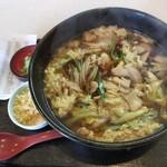 蕎麦屋びくとりー - 料理写真: