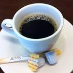 一風亭 - コーヒーはサービス