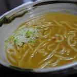 盛安 - 料理写真:カレースープうどん