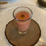 134970163 - フルーツトマトの冷製スープ