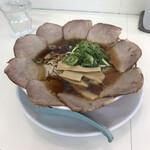 尾道ラーメン 丸ぼし - チャーシュー麺 830円