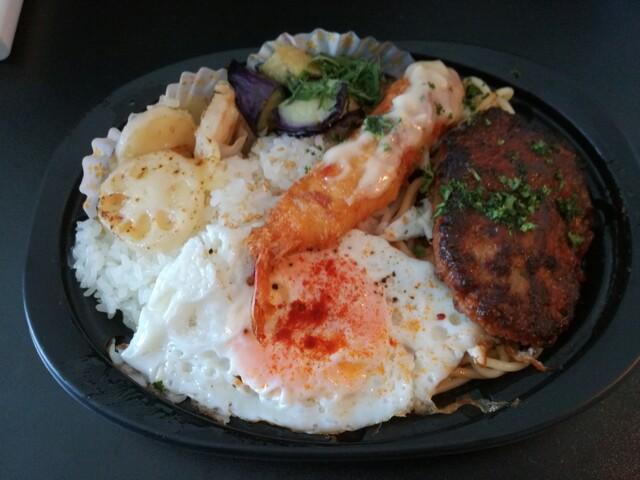洋食 ツバキ亭の料理の写真