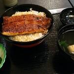 うなぎ新川 - 料理写真:うな丼大盛¥2200