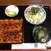 こんどう - 料理写真:上の上うな重
