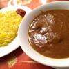 インドレストラン ムンタージ - 料理写真:マトンカレー