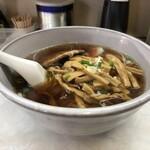 餃子ショップ - 料理写真:正油シナチクラーメン