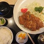こばやし亭 - 料理写真:2020年8月 沖縄県産あぐー豚 上ロース 2350円