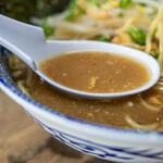 葫 - スープ