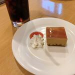 ベリオ - アイスコーヒーとデザート