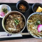 瀬戸 - 料理写真:瀬戸定食 860円税込