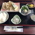 池田丸 - しらす定食