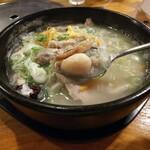 クッパヤ - 「参鶏湯」