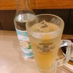 134993688 - キンミヤお茶割り
