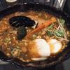 ルッカパイパイ - 料理写真:土日祝のサービスメニュー ネヴァーチキンスペシャルカレー(1,300円)