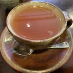 喫茶 美術館 - ヌワラエリアティー