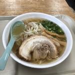 134997108 - ラぅ鈍チャーシュー麺 小